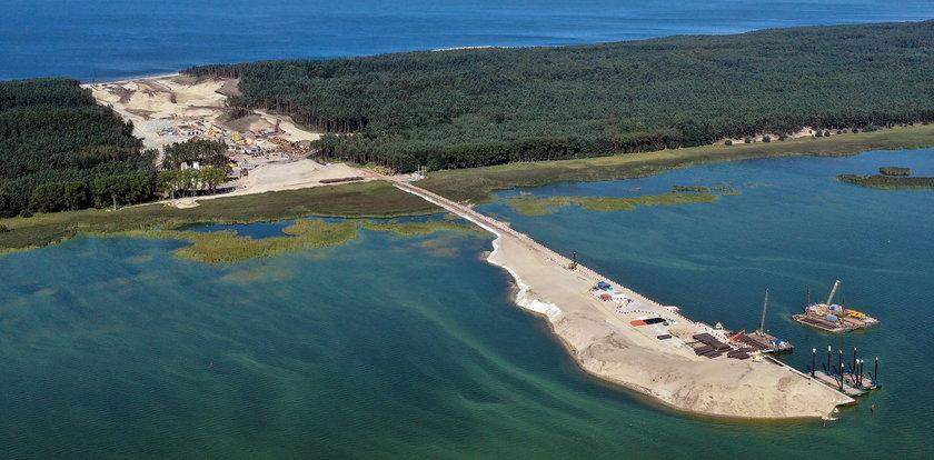 Trzy nowe wyspy w Polsce. Wiemy, jakie nazwy im wybrano