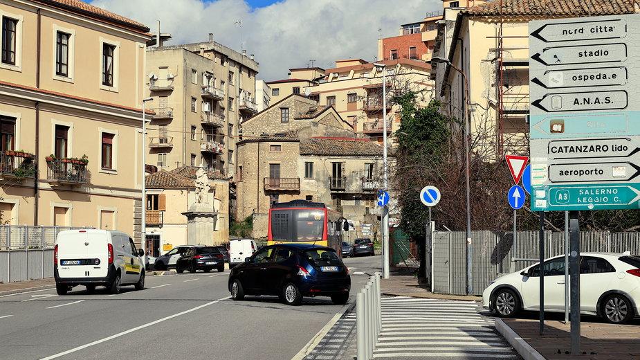 Catanzaro, Kalabria