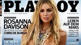 Naga miss świata w amerykańskim Playboyu
