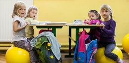 Szkoła bez krzeseł, za to z piłkami!