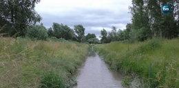 Ofiara nawałnicy w Elblągu. 61-letnia kobieta wpadła do rzeki i porwał ją silny nurt