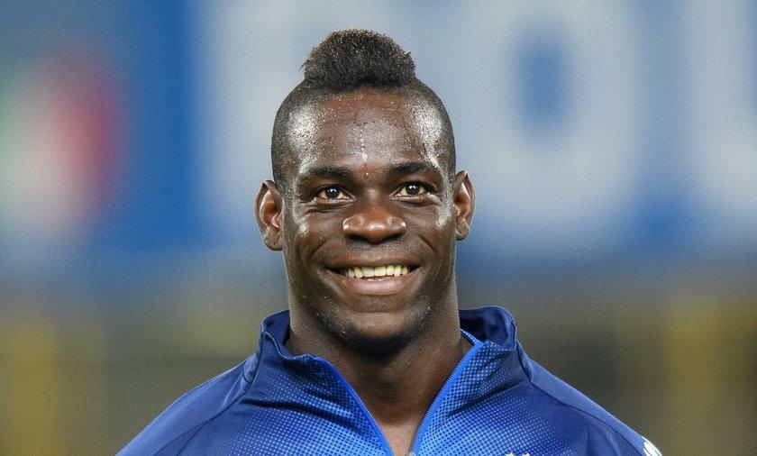 Mario Balotelli znowu narozrabiał