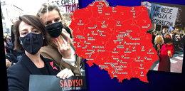 Polki zademonstrująswój sprzeciw. Gdzie będą odbywały sięprotesty?