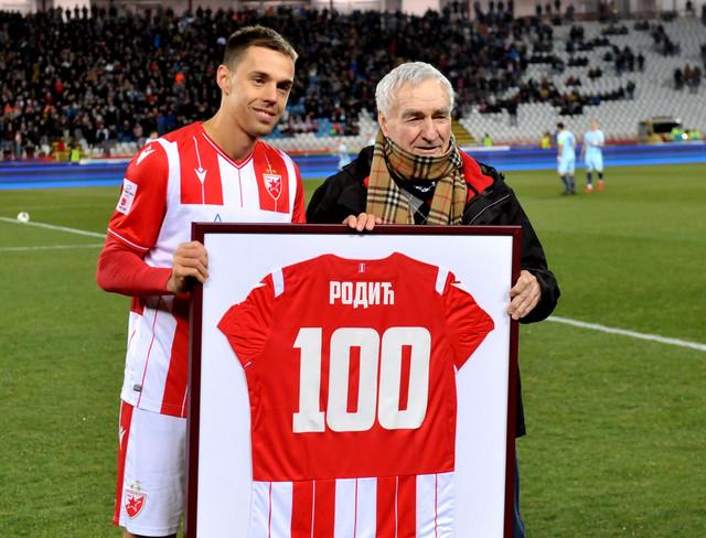 FK Crvena zvezda - FK Vojvodina