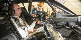 Kubica: Wreszcie mam auto z dachem! Polski kierowca będzie mógł się wykazać
