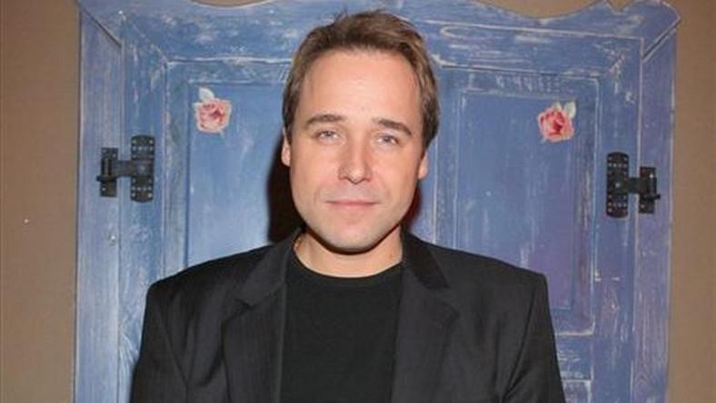 Łukasz Nowicki o kolejny aktor, któremu niepowodzenie w życiu osobistym pomoże w karierze