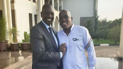 DP Ruto is not in government and was recently dropped out of important meeting-Dennis Itumbi [Video]