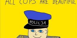 Policjaapeluje do przestępców. Wpis stał się hitem sieci!