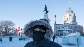 Kanadę nawiedziła fala zimna