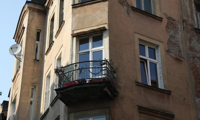 Mieszkanie Karola Kota