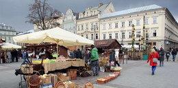 Ruszyły wielkanocne targi na Rynku