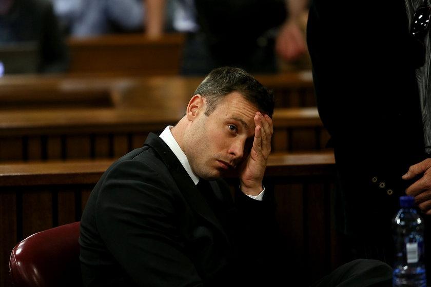Pistorius awansował w więziennej hierarchii