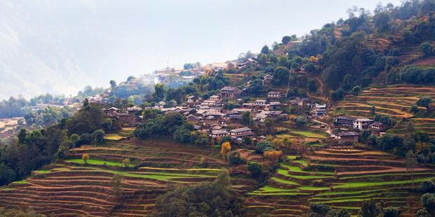 Panorama Ghandruk