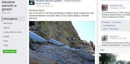 Budują metalowe schody na Rysy. Turyści oburzeni