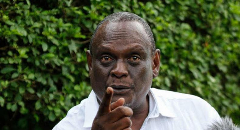 Jubilee Vice Chairman David Murathe accuses DP William Ruto of holding clandestine meetings while Uhuru is out of the country