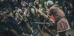 Wojowie, strawa i bitwa