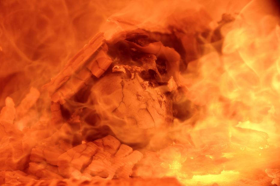 pokol tűz zsírégetés)