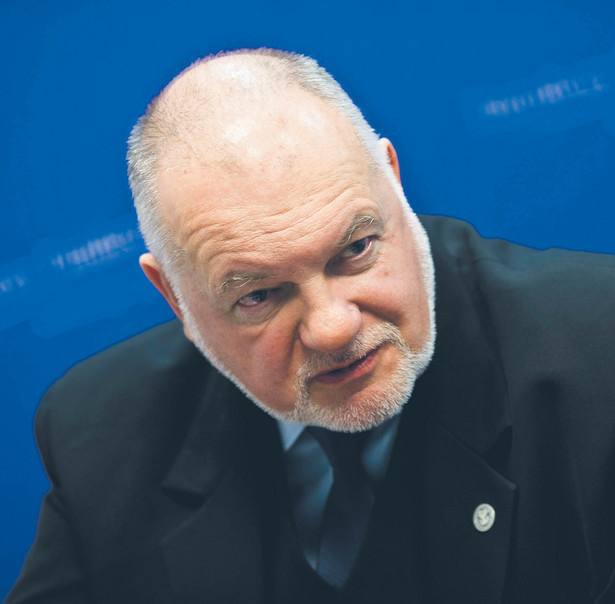 Andrzej Jacyna, prezes NFZ