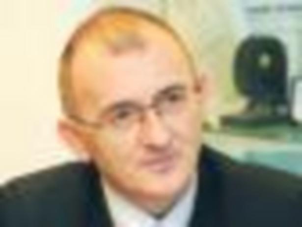 Sławomir Dziudzik, dyrektor generalny Polskiej Izby Biur Rachunkowych Fot. Wojciech Górski