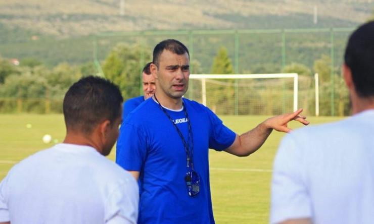 Goran Sablic NK Siroki Brijeg