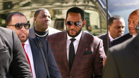 According to them, R.Kelly has been denied access to other humans in jail, hasn't gotten sunlight since his confinement, limited access to emails and only gets to shower three times a week. [ViceNews]