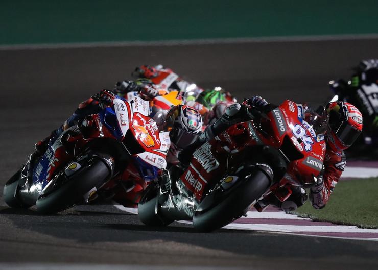 Moto GP, Andrea Doviciozo