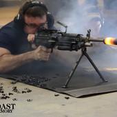 ČUDOVIŠTE OD PUŠKE Počela je da se topi od količine ispaljenih metaka, CEV JE OTPALA, ali pucnjava ne staje (VIDEO)