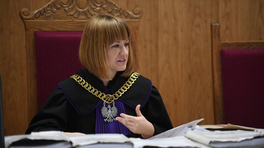 Sędzia Marta Pilśnik