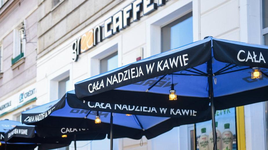 Zbiorowe zatrucie salmonellą w Green Caffe Nero - sąd wydał pierwszy wyrok