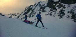 Tragedia w Tatrach. Nie żyje 35-letni turysta