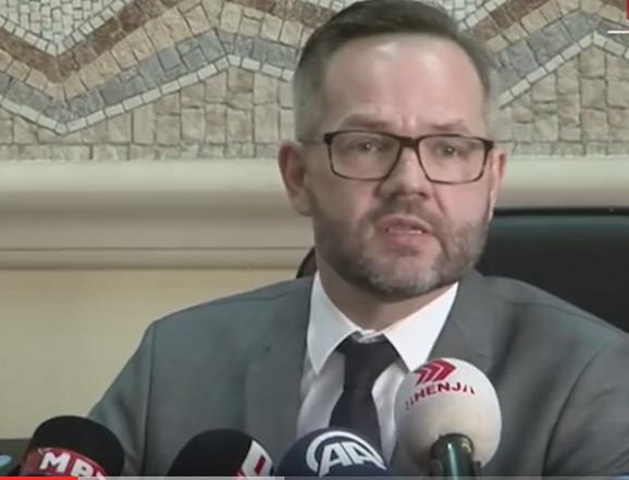 Mihael Rot je istakao da Srbija više ne može biti neutralna, već svoje stavove treba uskladiti sa stavovima