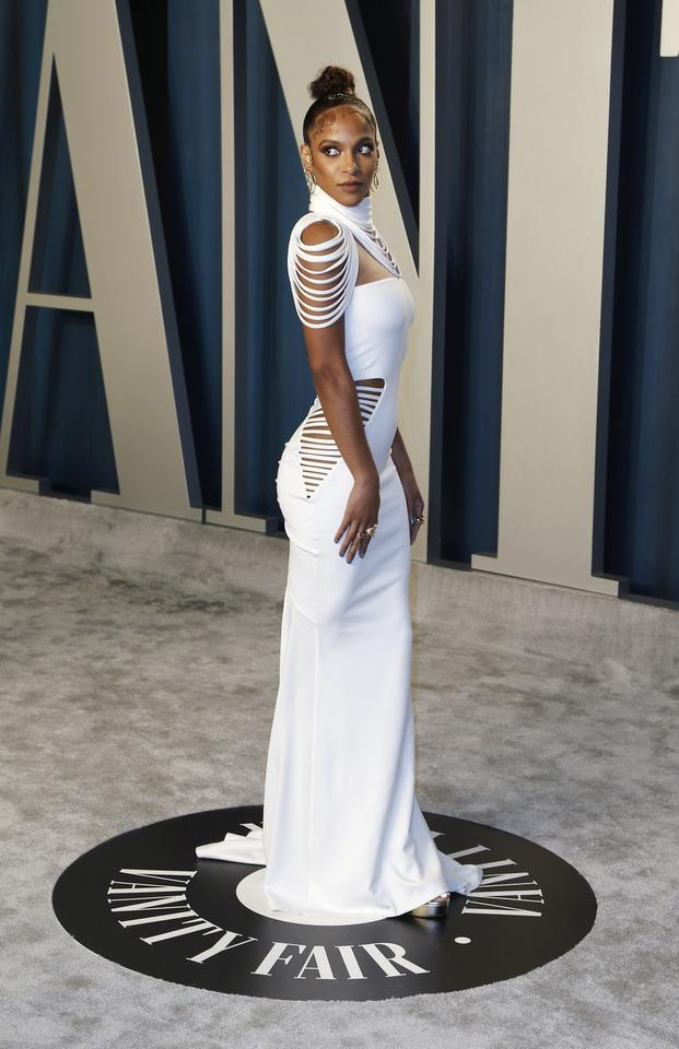 Oscary 2020: Megalyn Echikunwoke na Vanity Fair Oscar Party