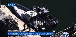 Tragiczna śmierć syna milionera. Pijany ojciec wpłynął w niego łódką?