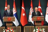 Turska Aleksandar Vučić Redžep Tajip Erdogan