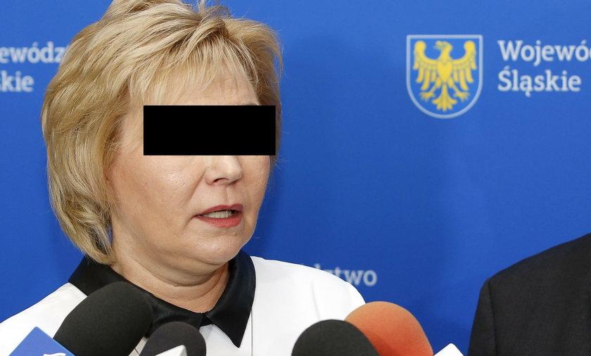 Aleksandra S. jechała po pijaku. Zatrzymała ją policja