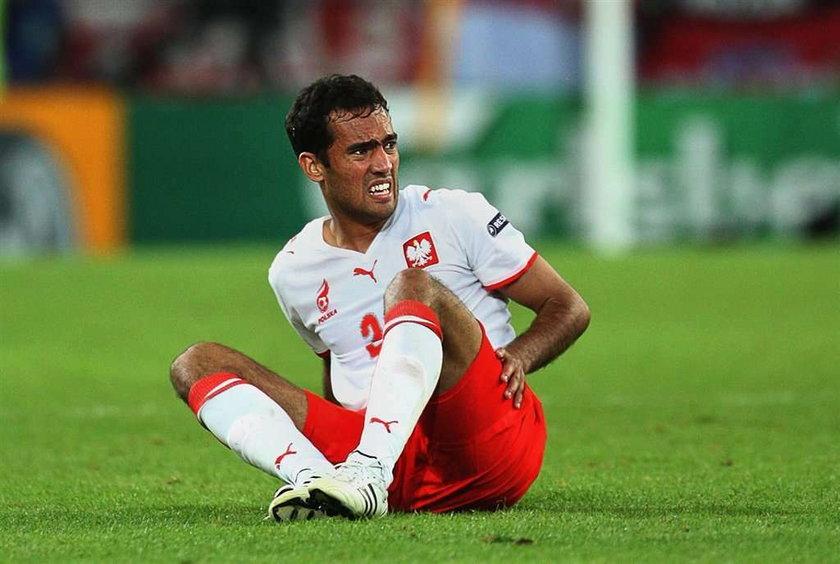 Trener Franciszek Smuda nie widzi Rogera w kadrze na Euro 2012