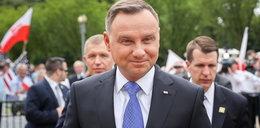 Andrzej Duda może otwierać szampana. Świetne wieści!