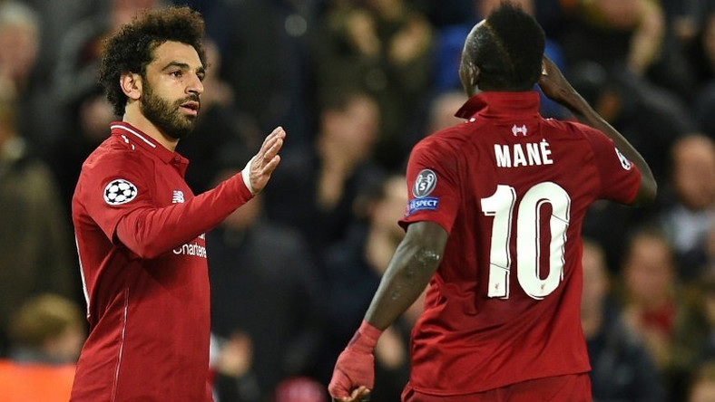 Mohamed Salah and Sadio Mane are in goalscoring form for Liverpool