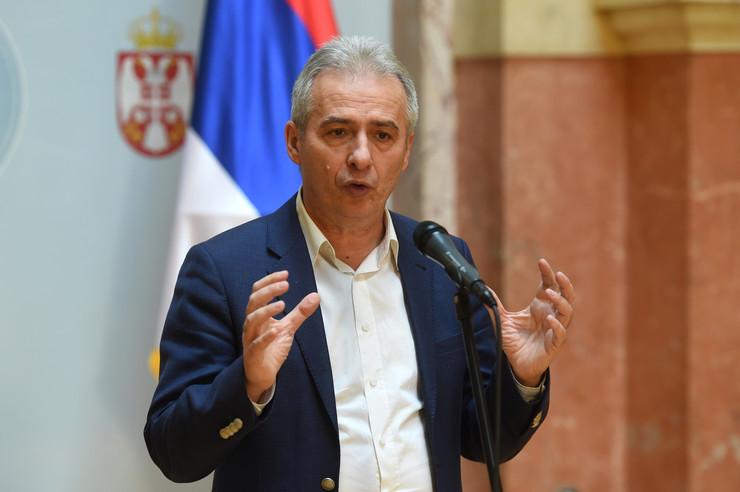 """""""Svih 11 predmeta koje je Euleks prepustio kosovskim sudovima odnose se na državljane srpske nacionalnosti"""", kaže Milovan Drecun, predsednik odbora za KiM"""