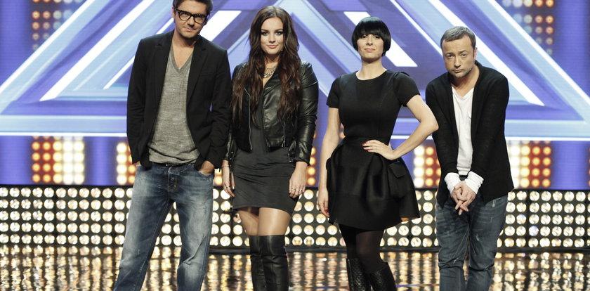 """Mozil turlał się po scenie! Pierwszy odcinek """"X-Factor"""""""