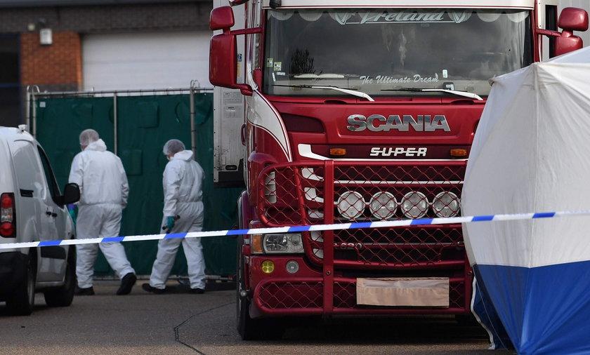 Anglia: zidentyfikowano jedną z ofiar ciężarówki śmierci?