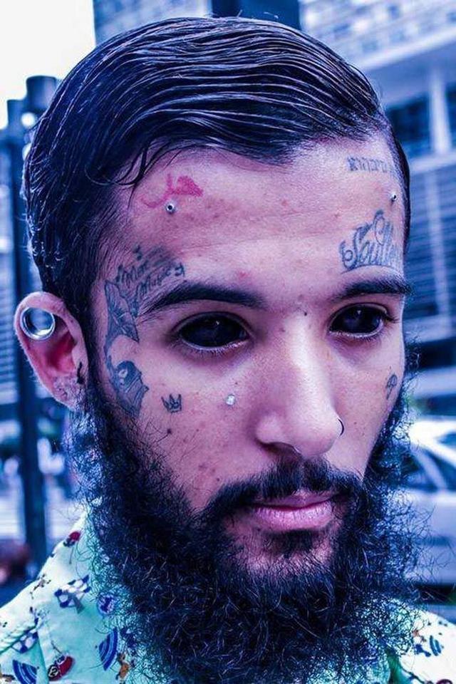 Tatuowanie Oczu