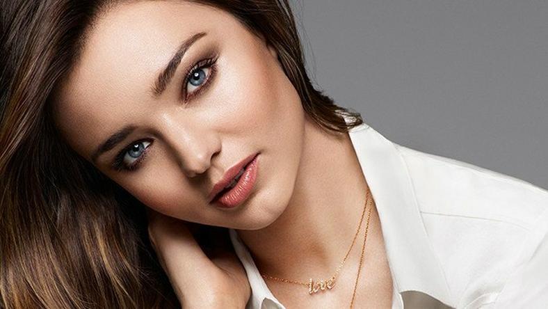 7ec7edbeaf1b Miranda Kerr Top model collaborates with Swarovski for jewelry ...