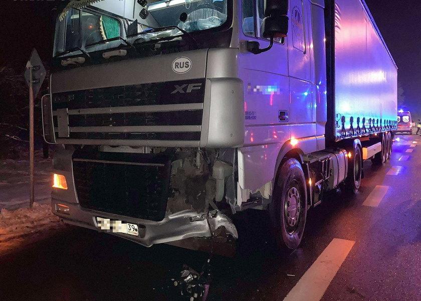 Zdjęcie z wypadku