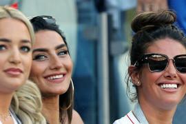 A'l je ženama fudbalera bilo DOOOBRO na Mundijalu: Pljuštali DIJAMANTI i sočni poljupci!