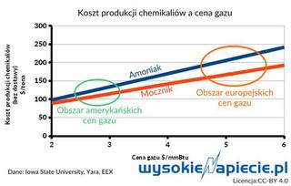 W ślad za amerykańskim gazem łupkowym w świat pójdzie amerykańska chemia