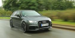 Audi RS3 Sportback – hot hatch z piekła rodem | TEST