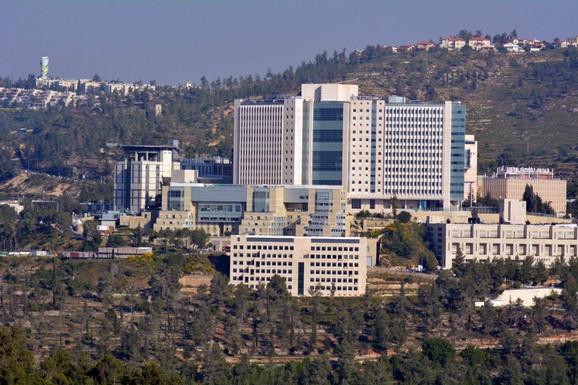 Taluli se tretira u bolnici Hadasah u Jerusalimu