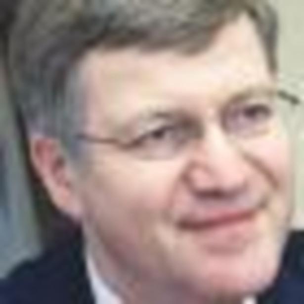 Klaus Hartmann, prezes Polskiej Telefonii Cyfrowej od września 2006 r. Pracę w grupie Deutsche Telekom zaczął w 1995 roku. Doktor nauk ekonomicznych Fot. Wojciech Górski