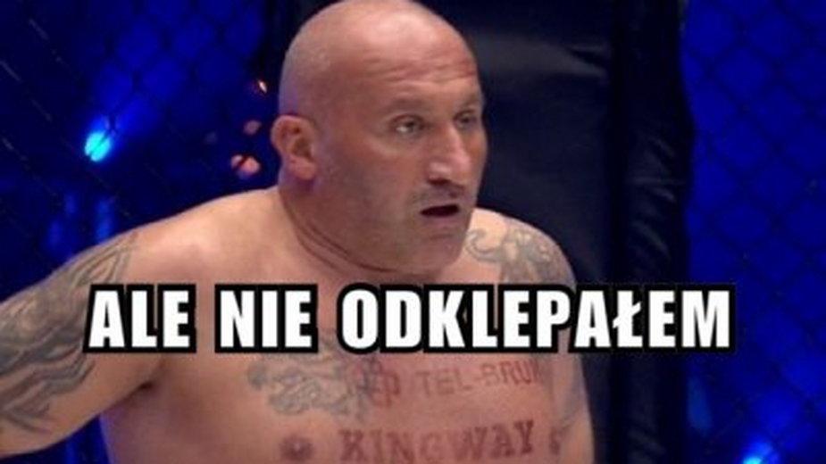 Memy po walce Marcina Najmana z Kasjuszem Życińskim na FAME MMA 8